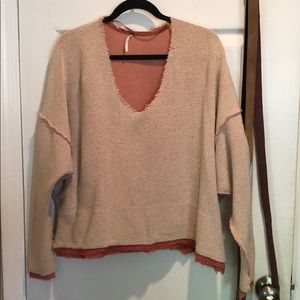 Free people top spring sweater